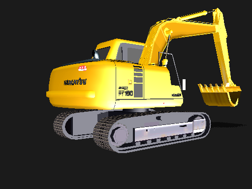 Power Shovel Simulator