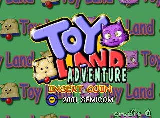 Toyland Adventure