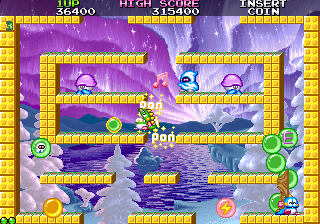 Bubble Bobble 2 Prototype