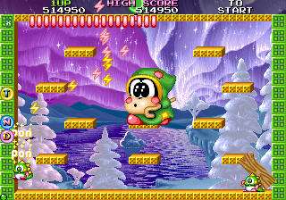 Bubble Bobble 2 Release