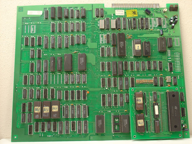 Beauty Block PCB
