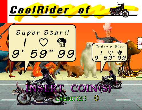 Cool Riders