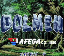Dolmen (c)1995 Afega