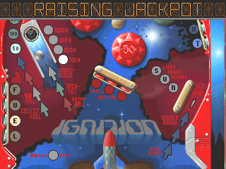 Pinball Dreams (Gamepark 32)