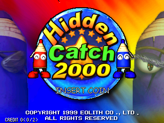 Hidden Catch 2000