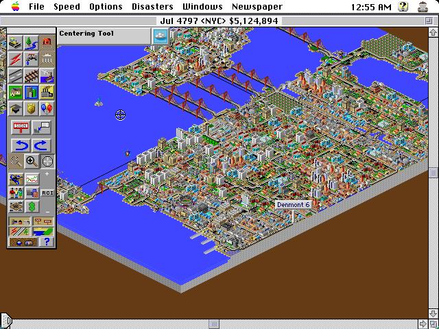 Sim City 2000 MAC