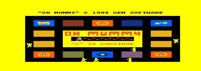 Oh Mummy CPC