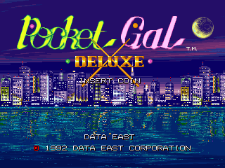 Pocket Gal Deluxe