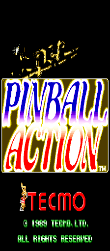 Super Pinball Action (proto version)