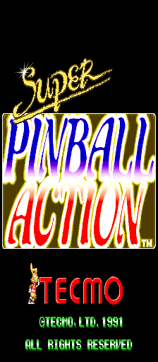 Super Pinball Action (released version)