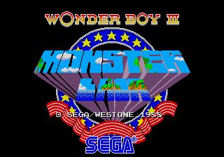 Wonderboy 3