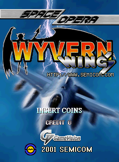 Wyvern Wings