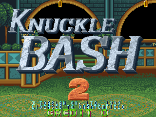 Knuckle Bash 2 (bootleg of Knuckle Bash)