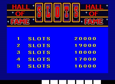 Slots (Dutch)