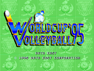 World Cup Vollyball '95