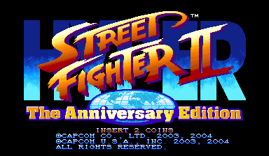Hyper Street Fighter II
