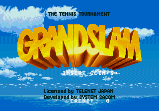 Megaplay Grandslam Tennis