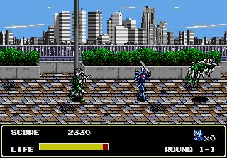 Megaplay Mazin Wars