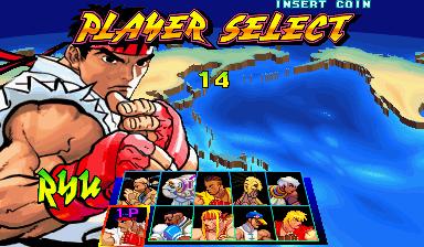 Street Fighter III