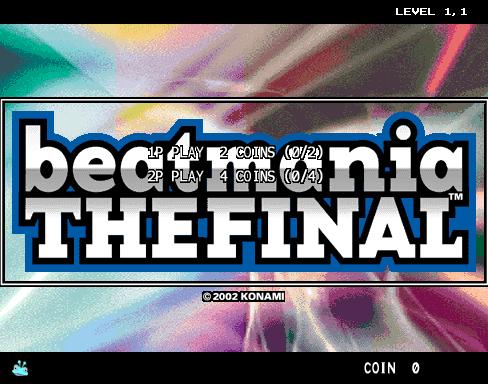 beatmania the final