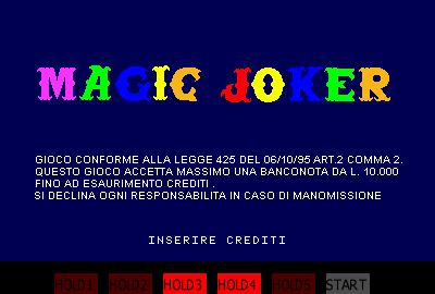 Magic Joker