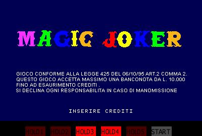 Magic Joker