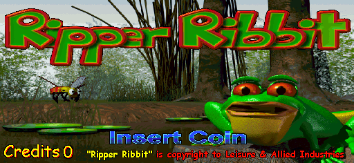Ripper Ribbit