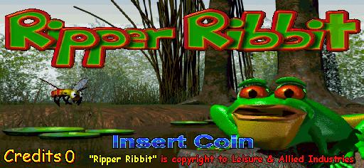 Ripper Ribbit