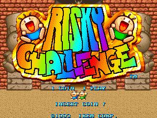 Risky Challenge
