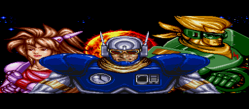 Sonic Blast Man II Turbo