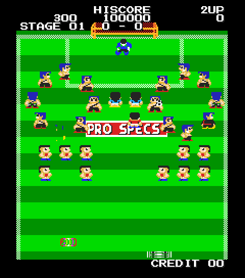 Super Free Kick / Spinkick