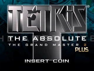 Tetris Absolute Grandmaster 2 Plus