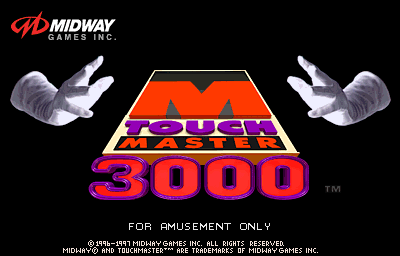 Touch Master 3000