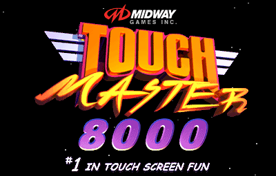 Touch Master 8000