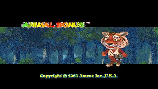 Animal Bonus