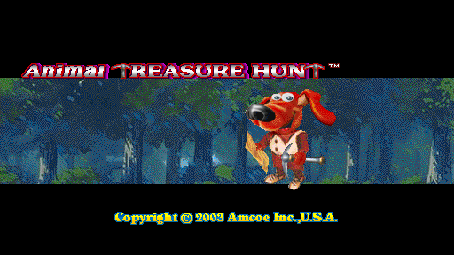 Animal Treasure Hunt