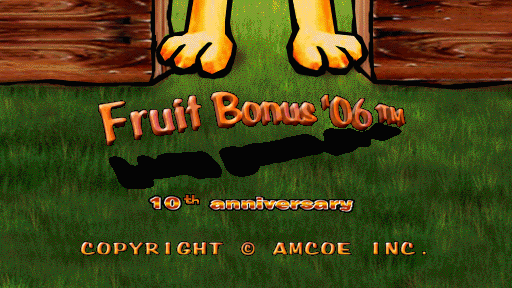Fruit Bonus 2006