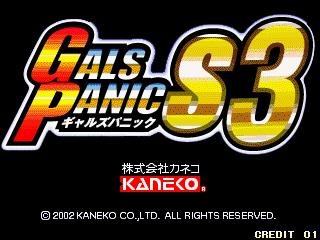 Gals Panic S3