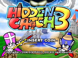Hidden Catch 3