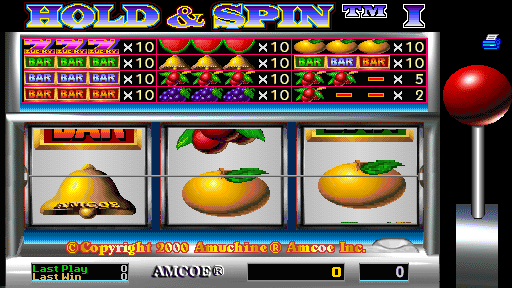 Hold 'n' Spin