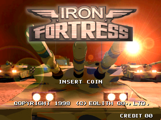 Iron Fortress