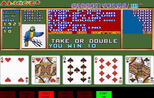 Parrot Poker 3