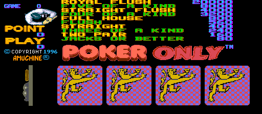 Poker Only '97