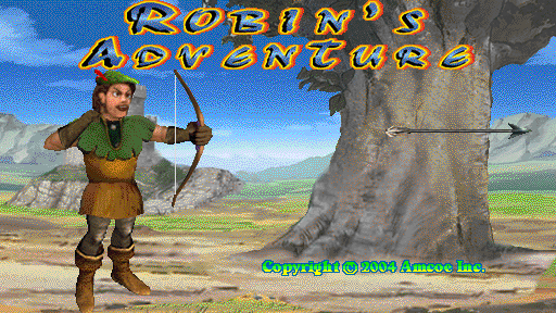 Robin's Adventure