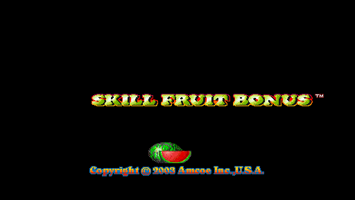 Skill Fruit Bonus