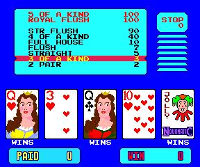 Piccolo Poker 100
