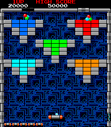 Arkanoid Japan Newest