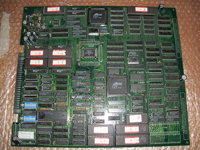 Baryon PCB
