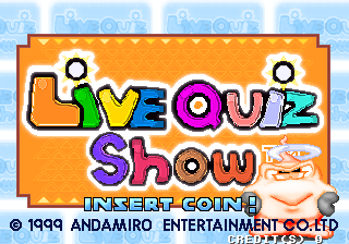 Live Quiz Show