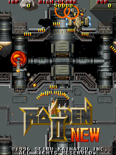 Raiden DX New